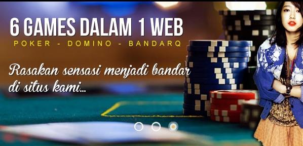 Poker Dan Casino Online Di Waletqq