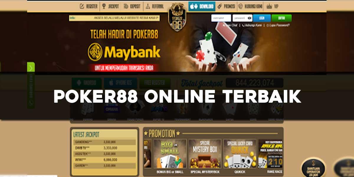 Bonus Bersyarat Dan Tidak Bersyarat Bagi Pemain Situs Poker88